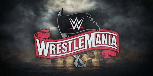 WWE WrestleMania 36 Repeticion