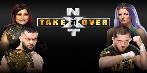 WWE NXT Takeover 31 Repeticion