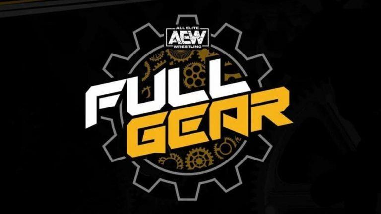 AEW Full Gear 2020 Repeticion