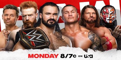 WWE Raw 15 de Febrero 2021 Repetición y Resultados gaunlet match