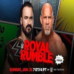 WWE Royal Rumble 2021 Repeticion