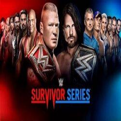 WWE Survivor Series 2017 Repeticion