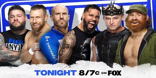 WWE SmackDown 19 de Febrero 2021 Repetición y Resultados