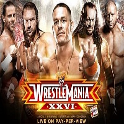 WWE WrestleMania 26 Repeticion