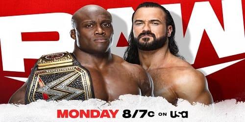 WWE RAW 29 de Marzo 2021 Repeticion