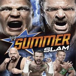 WWE SummerSlam 2012 Repeticion