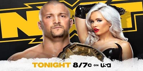 WWE NXT 13 de Abril 2021 Repeticion