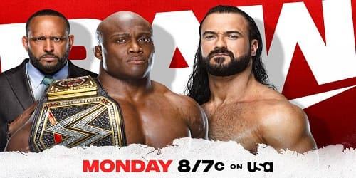 WWE Raw 10 de Mayo 2021 Repeticion y Resultados Bobby y Drew