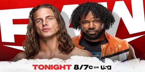 WWE Raw 24 de mayo 2021 Repeticion y Resultados riddle
