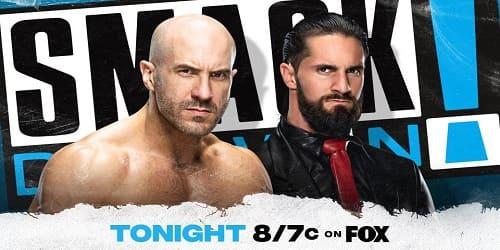 WWE Smackdown 7 de mayo 2021 Repeticion y Resultados cesaro vs seth