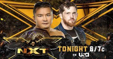 WWE NXT 22 de Junio 2021 Repeticion