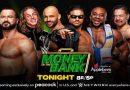 WWE Money in the Bank 2021 Cartelera