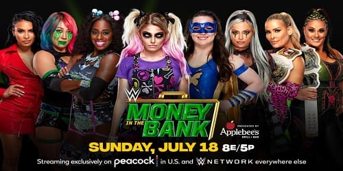 WWE Money in the Bank 2021 Previa
