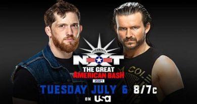 WWE NXT 6 de Julio 2021 Repeticion
