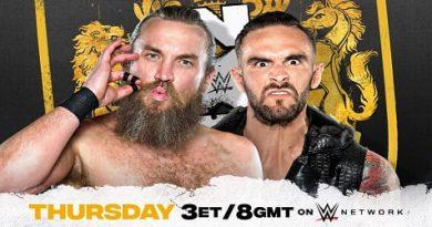 WWE NXT UK 8 de Julio 2021 Repeticion y Resultados