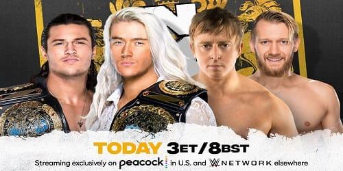 WWE NXT Uk 22 de Julio 2021 Repeticion