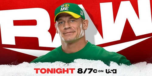 WWE RAW 19 Julio 2021 Repeticion y Resultados John Cena