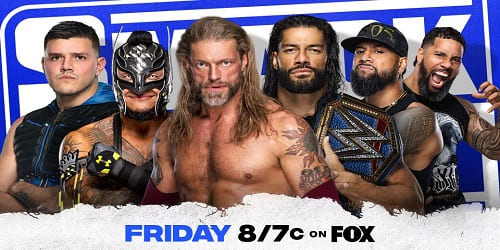 WWE SmackDown 16 de Julio 2021 Repeticion