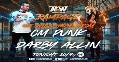 AEW Rampage Repeticion