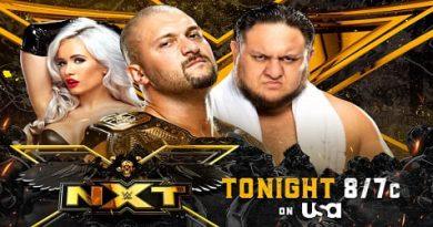 WWE NXT 17 de Agosto 2021 Repeticion