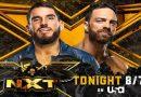 WWE NXT 31 de Agosto 2021 Repeticion