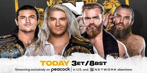 WWE NXT UK 19 de Agosto 2021 Repeticion