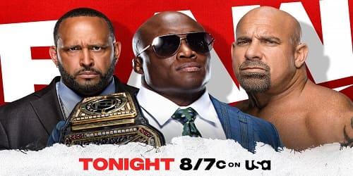 WWE RAW 16 de Agosto 2021 Repeticion y Resultados
