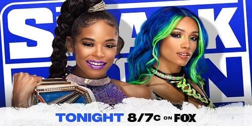 WWE SmackDown 6 de Agosto 2021 Repeticion