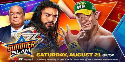 WWE SummerSlam 2021 Repeticion