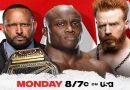 WWE raw 30 de agosto 2021 repeticion y resultados bobby