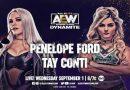 AEW Dynamite 1 de Septiembre 2021 Repeticion