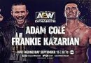 AEW Dynamite 15 de Septiembre 2021 Repeticion