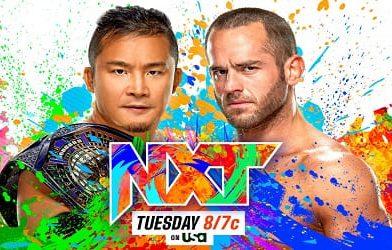 WWE NXT 21 de Septiembre 2021 Repetición y Resultados kushida
