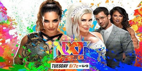 WWE NXT 28 de Septiembre 2021 Repeticion