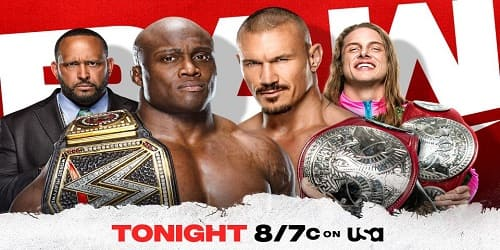 WWE RAW 13 de Septiembre 2021 Repeticion