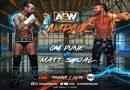 AEW Rampage 15 de Octubre 2021 Repeticion y Resultados cm punk