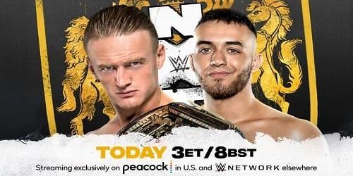 WWE NXT UK 14 de Octubre 2021 Repeticion
