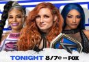 WWE SMACKDOWN 8 de octubre 2021 Repeticion y Resultados woman champion
